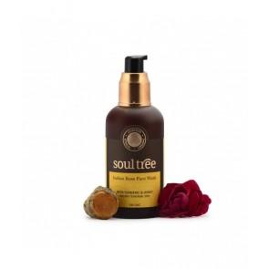 Soultree Gel Limpiador Facial de Rosas