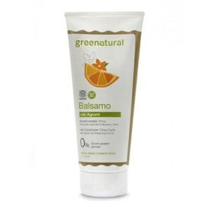 Green Natural - Acondicionador Cabello Cítricos - Ecobio
