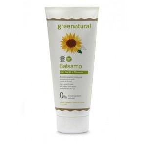 Greenatural - Acondicionador Girasol y Karité - Ecobio