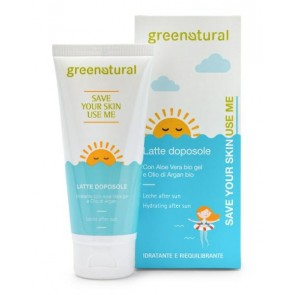 Greenatural - Leche After Sun