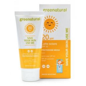 Greenatural - Leche Solar SPF 20