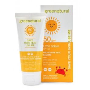 Greenatural - Leche Solar SPF 50