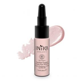 Inika - Base sombra de ojos en crema Pink Cloud