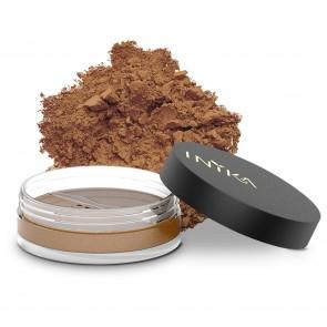 Inika Organic Base Mineral en Polvo Suelto FPS 25 Confidence