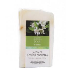 Amapola Biocosmetics Jabón de Azahar y Naranja