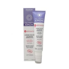 Jonzac - Sublimactive Crema Rica Juventud Inmediata