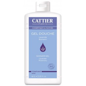Gel De Ducha Tonificante - Cattier