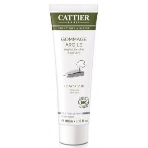 Exfoliante Facial Arcilla Blanca - Cattier