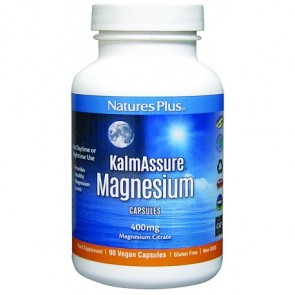 Nature's Plus Kalmassure Magnesio