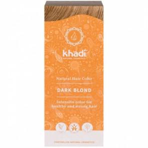 Khadi Tinte Vegetal Rubio Oscuro Ceniza
