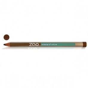 Zao Makeup - Lápiz Multifunción 602 Brun Foncé