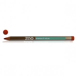 Zao Makeup - Lápiz Multifunción 608 Brun Orangé