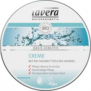 Lavera Crema Nutritiva Bio Facial y Corporal Basis Sensitiv