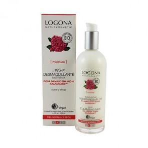 Logona -  Leche Limpiadora Hidratante Rosas Bio & Kalpariane