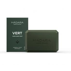 Mádara Jabón para Cuerpo y Manos Infusion Vert