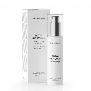 Mádara Time Miracle Crema de Noche Total Renewal