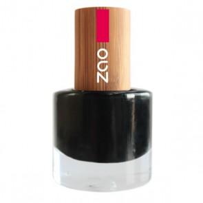 Zao Makeup - Esmalte de Uñas 644 Noir