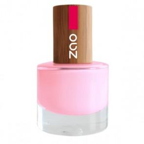 Zao Makeup - Esmalte de Uñas 654 Rose Bonbon