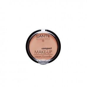 Sante - Maquillaje Compacto Polvo-Crema 01 Natural