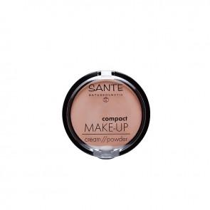 Sante - Maquillaje Compacto Polvo-Crema 02 Sand