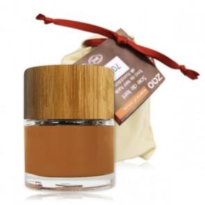 Zao Makeup - Maquillaje Fluido 705 Capuccino