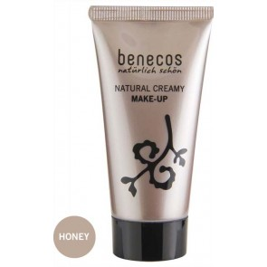 Benecos Maquillaje Crema Miel