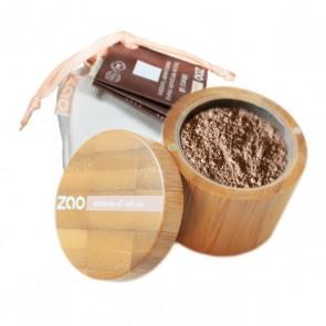 Zao Makeup - Polvos sueltos 503 Beige Orangé