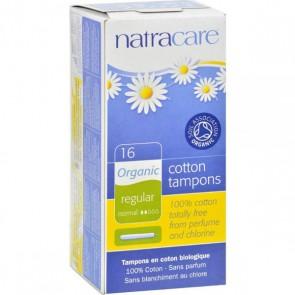 Natracare Tampón con aplicador regular 16ud