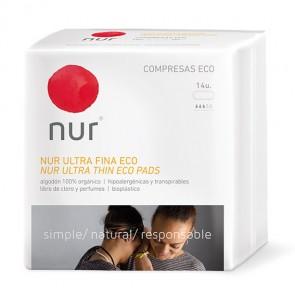 Nur Compresas Eco Ultrafinas