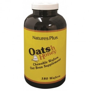 Nature's Plus Oats & Honey - Salvado Avena