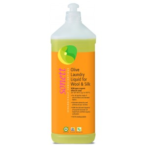 Sonett - Detergente de Oliva para Lana y Seda