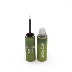 Boho Delineador de Ojos Green Liner Negro