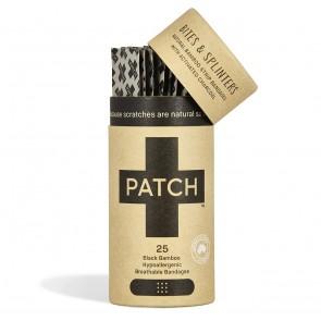 Patch Tiritas Biodegradables de Bambú con Carbón Activado