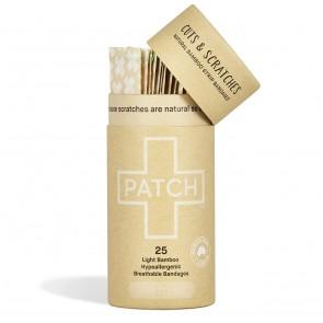 Patch Tiritas Biodegradables de Bambú Natural