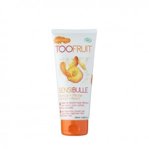 Toofruit Gel de Ducha Albaricoque y Melocoton Bio