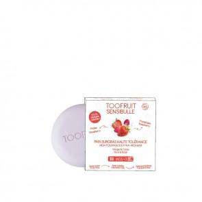 Toofruit Pastilla Limpiadora Fresa y Frambuesa Bio