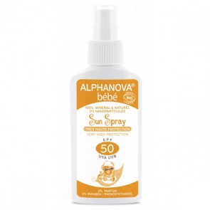 Alphanova Sun - Protector Solar Bebé Bio Factor 50 125ml