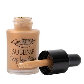 PuroBio Maquillaje Líquido Sublime Drop 04
