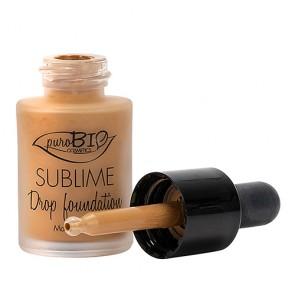 PuroBio Maquillaje Líquido Sublime Drop 05