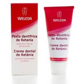 Pasta Dentífrica De Ratania-Mineral - Weleda