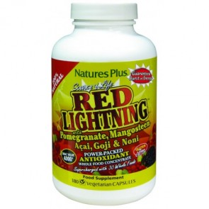 Nature's Plus Red Lightning