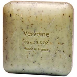 Jabón con trocitos de Plantas - Verbena - Savon du Midi
