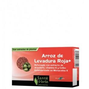 Santé Verte Sante Arroz Rojo+ Coq10