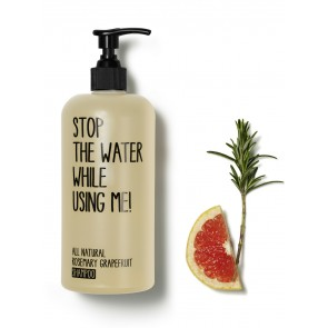 Champú de Romero y Pomelo 500 ml. - Stop the Water While Using Me