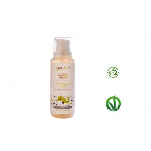 Naáy Botanicals Champú y Gel de Baño Suave Infantil My Little One 100ml