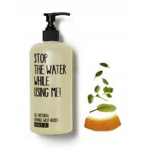 Gel de ducha de Naranja y Hierbas Salvajes 500ml - Stop the Water While Using Me