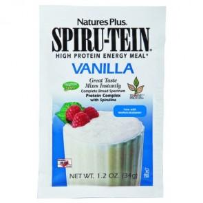 Nature's Plus Spiru-Tein Sobre Vainilla