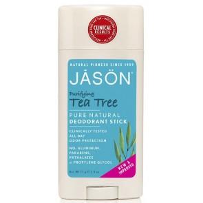 Jason Desodorante Árbol de Té Stick