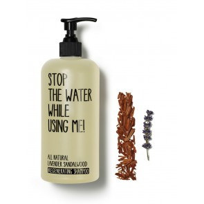 Stop the Water While Using Me - Shampoo Regenerante De Lavanda y Sandalo