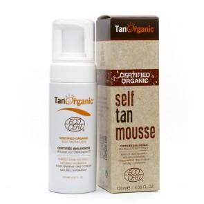 Tanorganic Mousse Autobronceadora